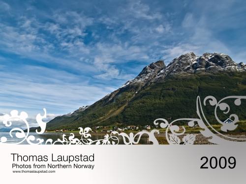 Bilder fra Nord Norge 2009 fotokalender